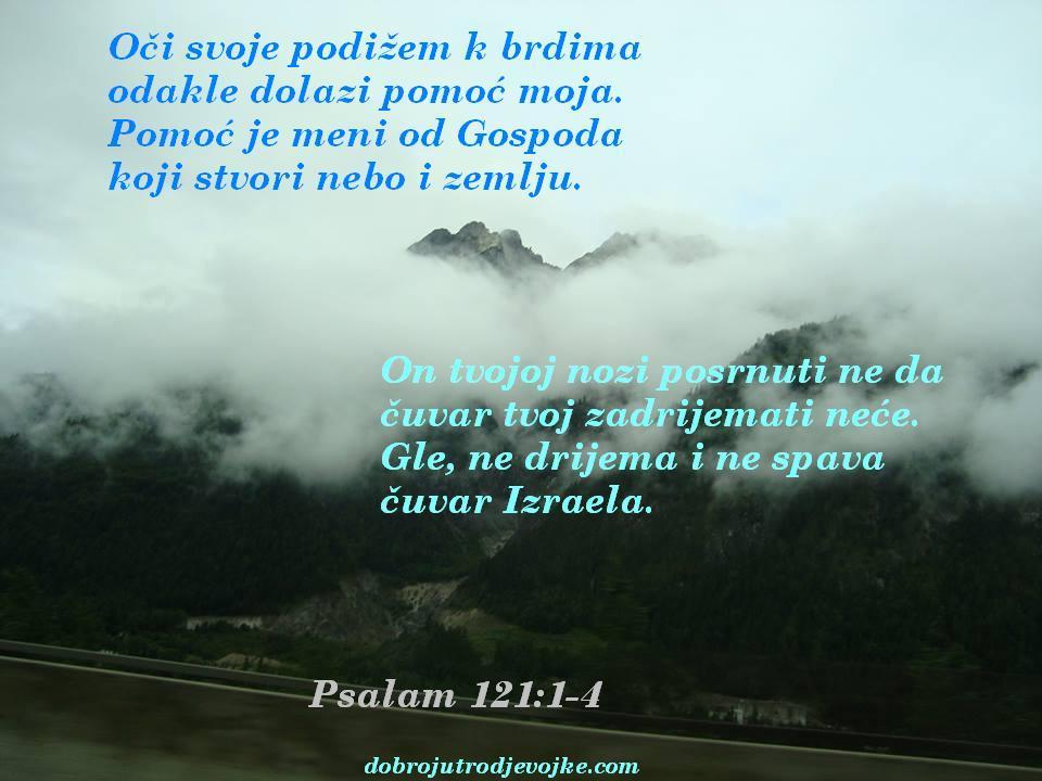 Psalam 121-1-4