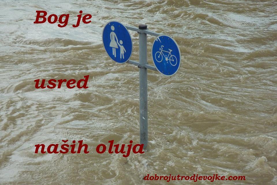 slika za blog - Bog usred oluje